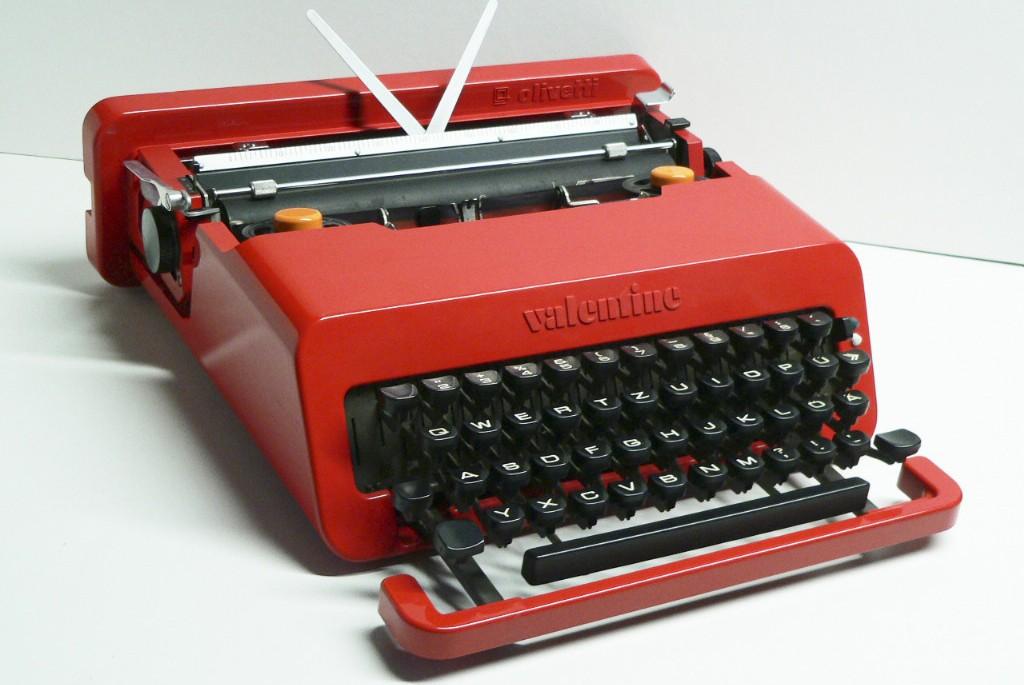 Copertina Olivetti