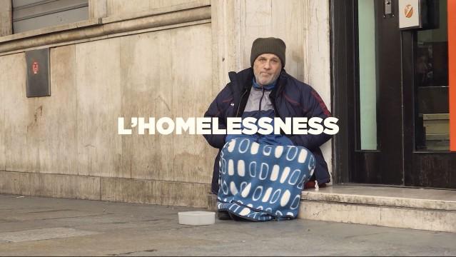 Homelessness non è una scelta